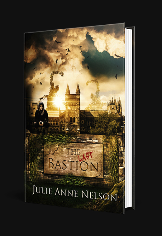 The Last Bastion Young Adult Fiction book jacket